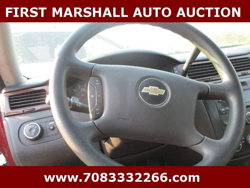 2007 Chevrolet Impala LS 4dr Sedan - Harvey IL