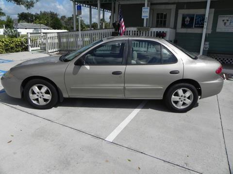 2003 Chevrolet Cavalier for sale in Palm Bay, FL