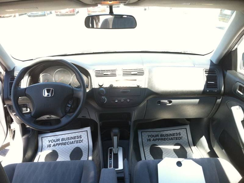 2003 Honda Civic EX 4dr Sedan - Fort Wayne IN