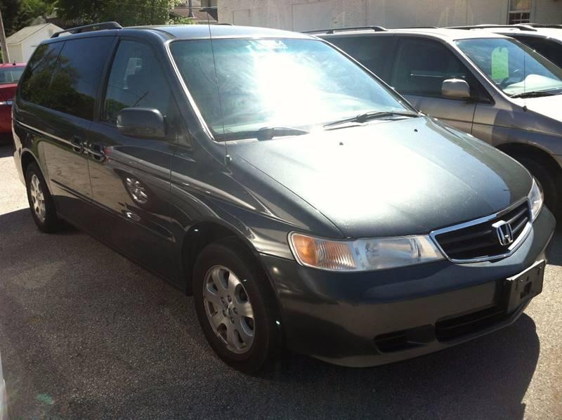 2004 Honda Odyssey EX 4dr Mini-Van w/DVD - Fort Wayne IN