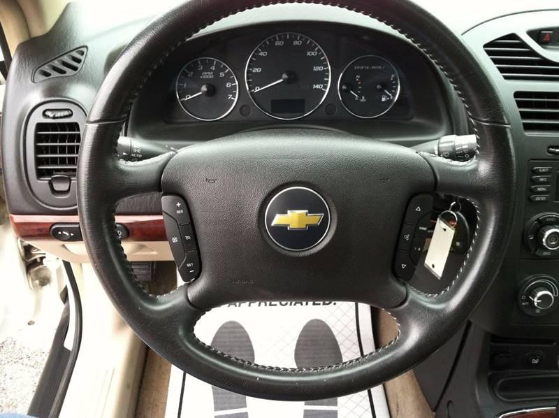 2006 Chevrolet Malibu LTZ 4dr Sedan - Fort Wayne IN