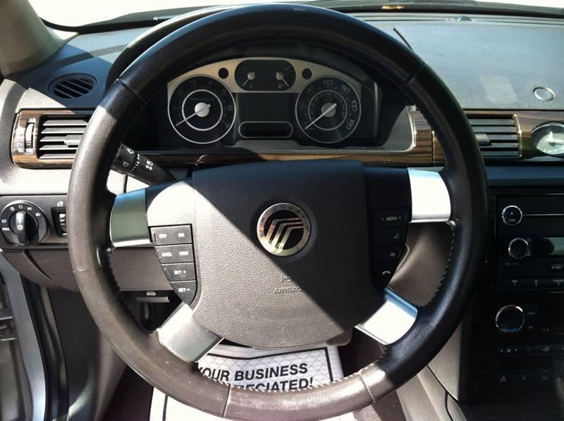 2009 Mercury Sable Premier 4dr Sedan - Fort Wayne IN
