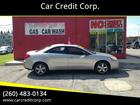 Buy Here Pay Here Fort Wayne >> Car Credit Corp Car Dealer In Fort Wayne In