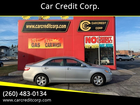2009 Toyota Camry LE for sale at Car Credit Corp. in Fort Wayne IN