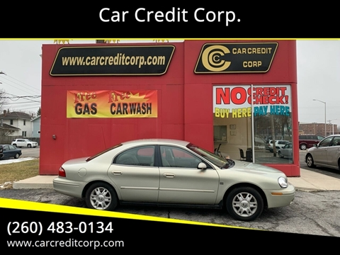 2005 Mercury Sable LS for sale at Car Credit Corp. in Fort Wayne IN