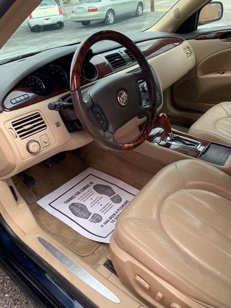 2008 Buick Lucerne CXL (image 4)