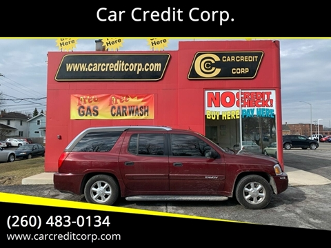 2004 GMC Envoy XUV SLE for sale at Car Credit Corp. in Fort Wayne IN
