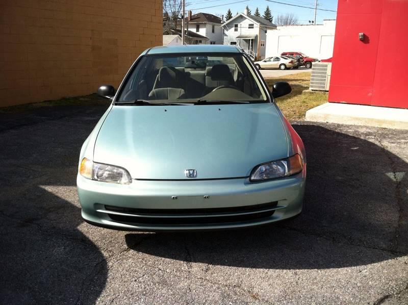 1993 Honda Civic LX 4dr Sedan - Fort Wayne IN