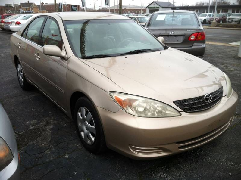 2002 Toyota Camry LE 4dr Sedan - Fort Wayne IN