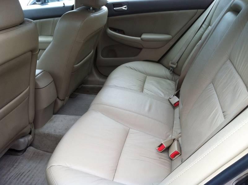 2007 Honda Accord EX-L 4dr Sedan (2.4L I4 5A) - Fort Wayne IN