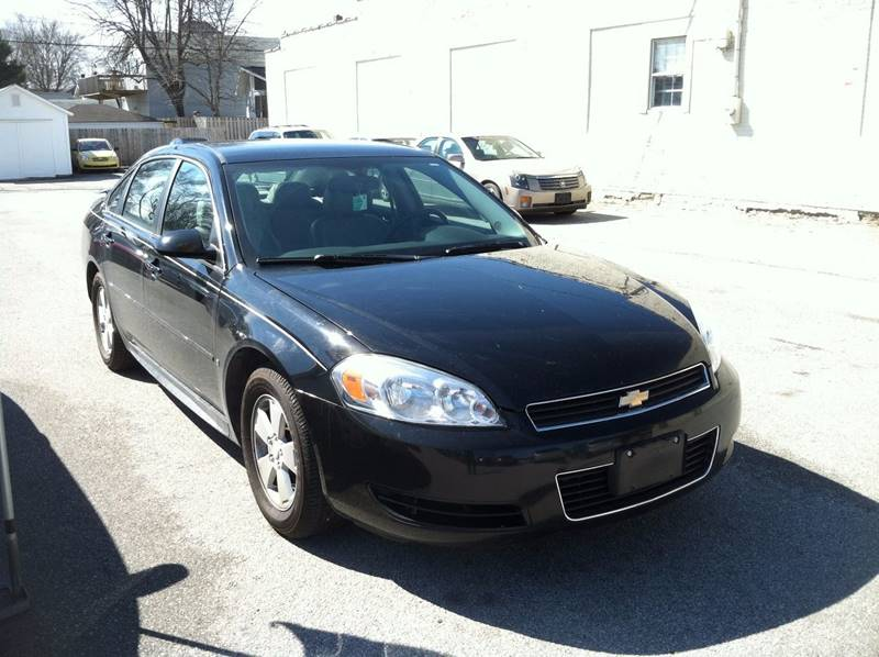 2009 Chevrolet Impala LT 4dr Sedan - Fort Wayne IN