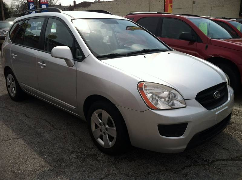 2009 Kia Rondo LX Crossover 4dr 4A - Fort Wayne IN