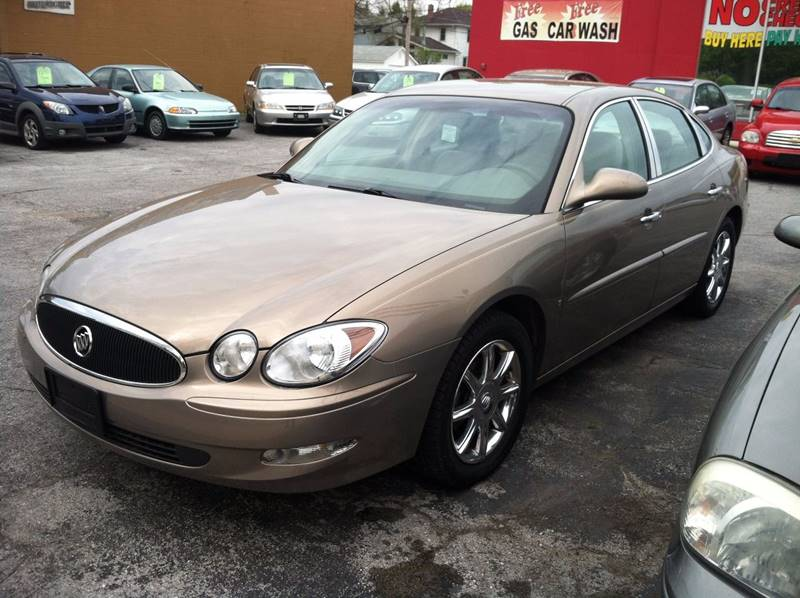 2007 Buick LaCrosse CXL 4dr Sedan - Fort Wayne IN