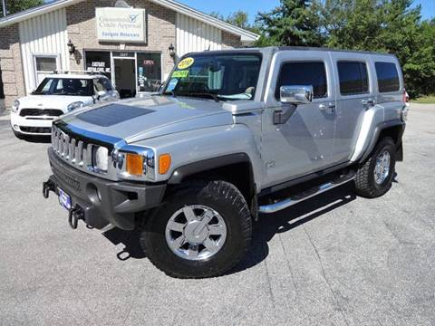2010 HUMMER H3 for sale in Amelia, OH