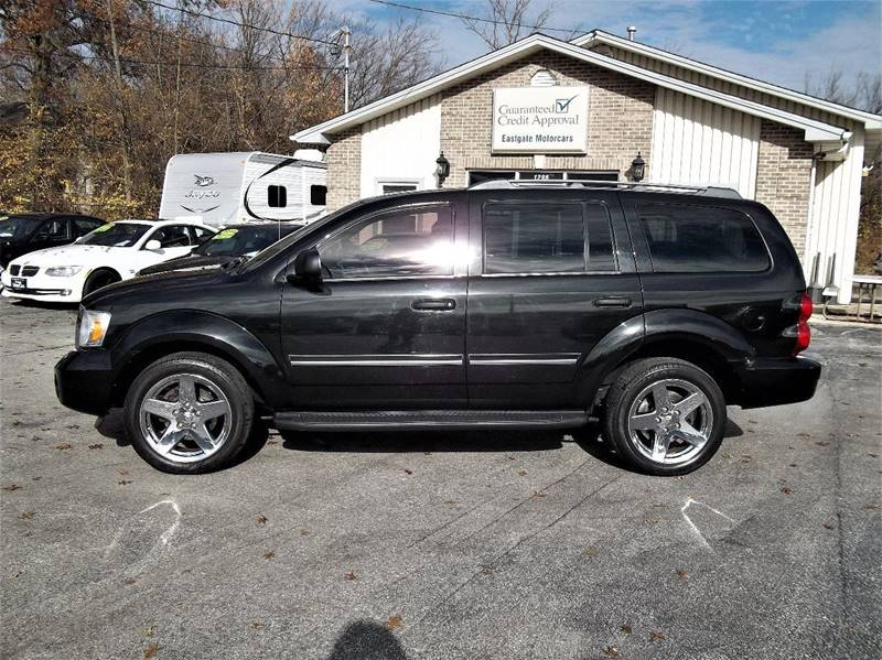 2007 Dodge Durango Limited 4dr SUV 4WD - Amelia OH