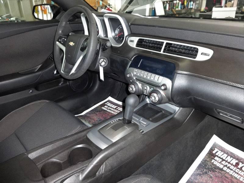 2012 Chevrolet Camaro LT 2dr Coupe w/1LT - Amelia OH