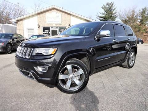 2014 Jeep Grand Cherokee for sale in Amelia, OH