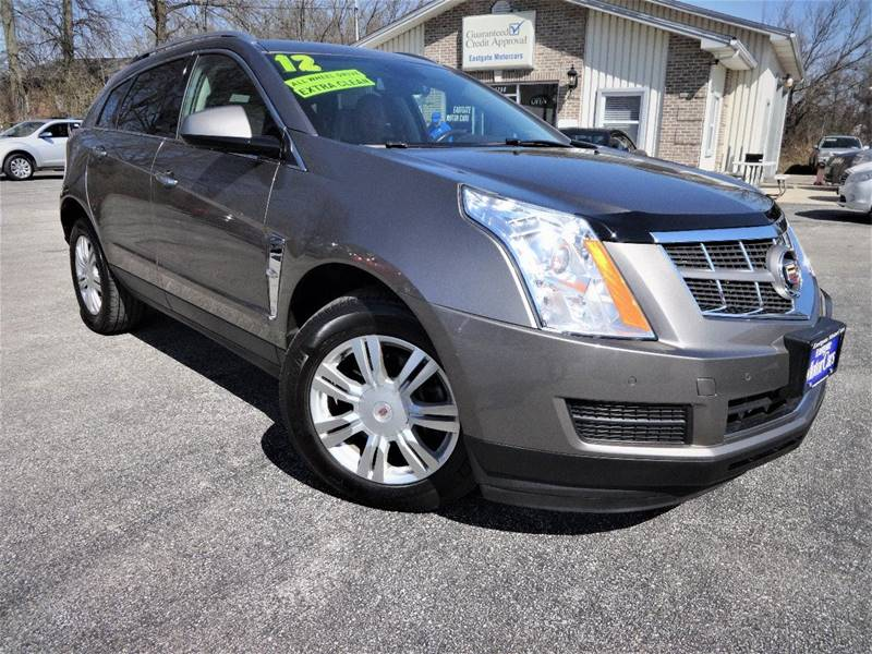 2012 Cadillac SRX AWD Luxury Collection 4dr SUV - Amelia OH