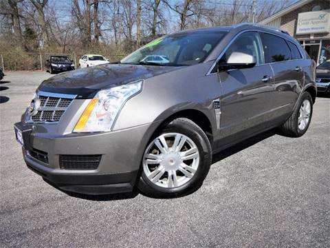 2012 Cadillac SRX for sale in Amelia, OH