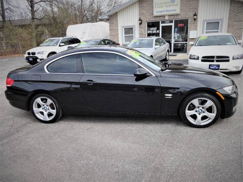 2009 BMW 3 Series AWD 328xi 2dr Coupe - Amelia OH