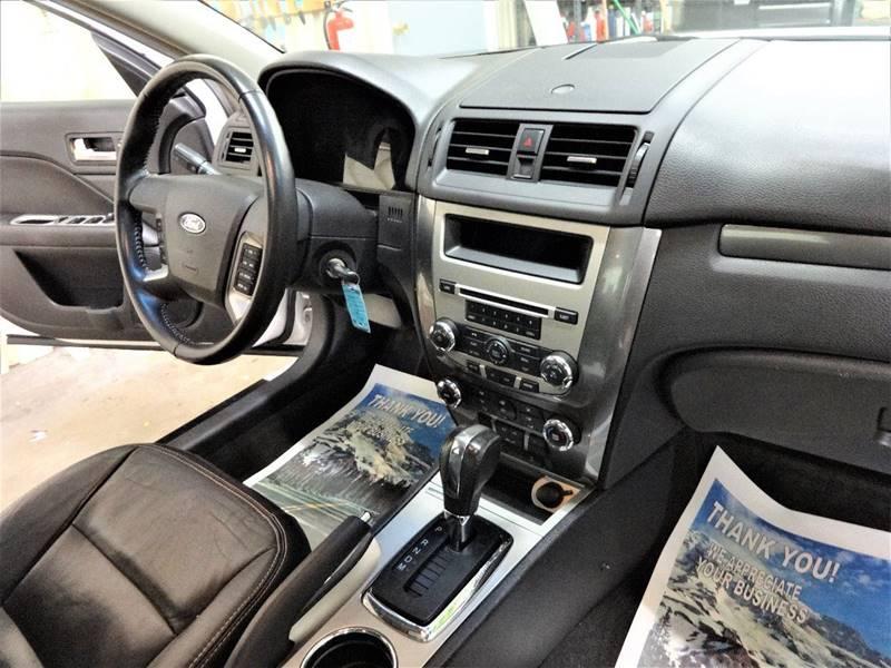 2011 Ford Fusion SEL 4dr Sedan - Amelia OH
