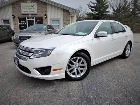 2011 Ford Fusion for sale in Amelia, OH