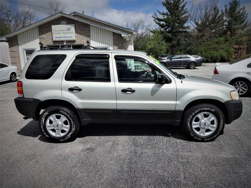 2003 Ford Escape XLT Popular 2 4WD 4dr SUV - Amelia OH