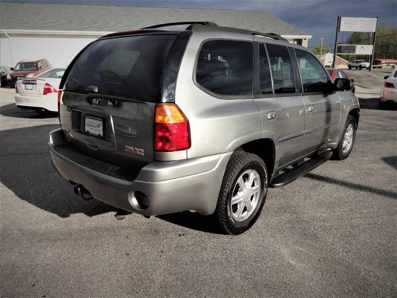 2007 GMC Envoy SLT 4dr SUV 4WD - Amelia OH