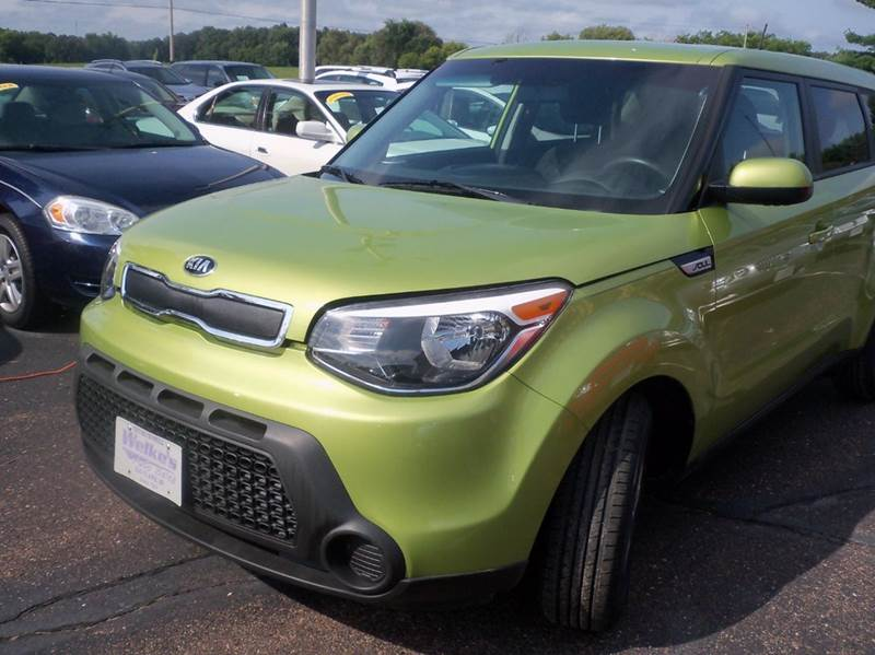 2015 kia soul base 4dr wagon 6a in eau claire wi welkes. Black Bedroom Furniture Sets. Home Design Ideas