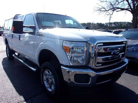 2015 Ford F-250 Super Duty for sale at Welkes Auto Sales & Service in Eau Claire WI