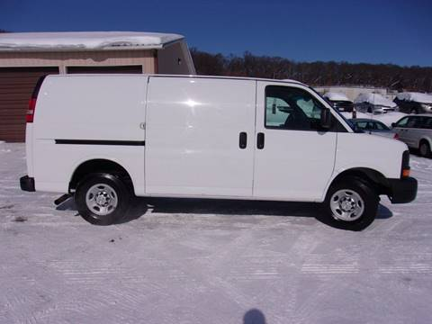 1e5bb17f17 2013 Chevrolet Express Cargo for sale in Eau Claire