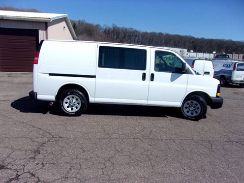 ae93b30d7e 2012 Chevrolet Express Cargo for sale in Eau Claire
