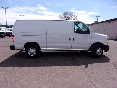 d4f4d6261d 2014 Ford E-Series Cargo for sale in Eau Claire