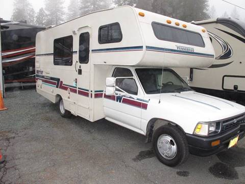 1992 Winnebago WARRIOR-ON TOYOTA