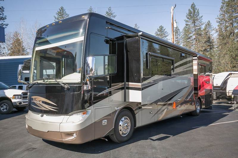 2015 Tiffin ALLEGRO BUS 40 SP Quad Slide for sale at Oregon RV Outlet LLC - Diesel Motorhomes in Grants Pass OR