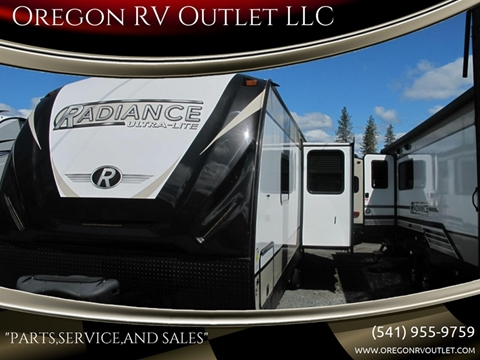 2019 Cruiser RV RADIANCE 25 RB for sale in Grants Pass, OR