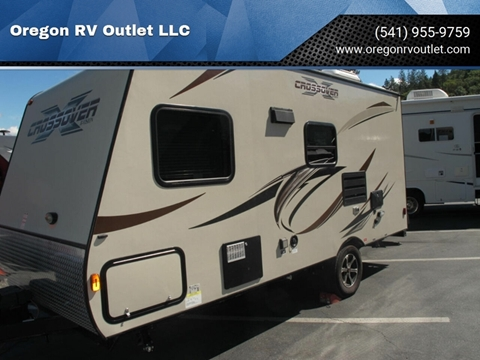 2013 R Vision TRAILLITE CROSSOVER For Sale In Grants Pass OR