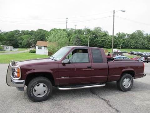 1997 GMC Sierra 1500 for sale in Pulaski, VA