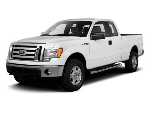 2012 Ford F-150 for sale in Pulaski, VA