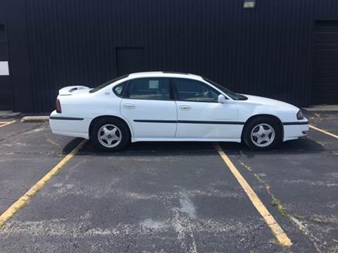 2000 Chevrolet Impala for sale in Danville, IL