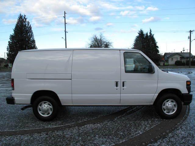 2012 Ford E-Series Cargo E-250 3dr Cargo Van In Port Angeles