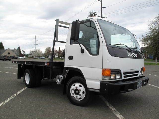 2000 Isuzu NPR   Port Angeles WA