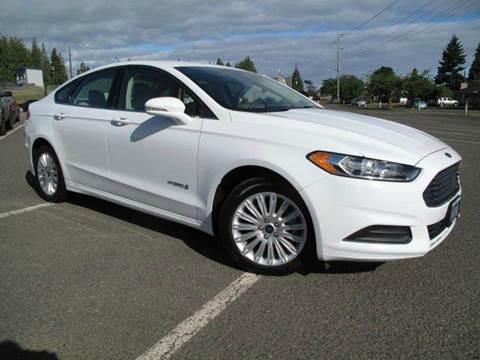 2013 Ford Fusion Hybrid $16,866