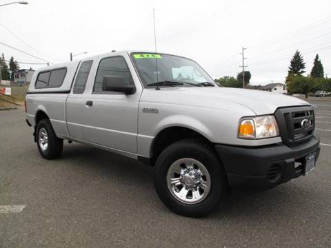 2009 Ford Ranger for sale in Port Angeles, WA