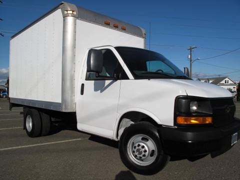 2012 Chevrolet Express Cutaway for sale in Port Angeles, WA