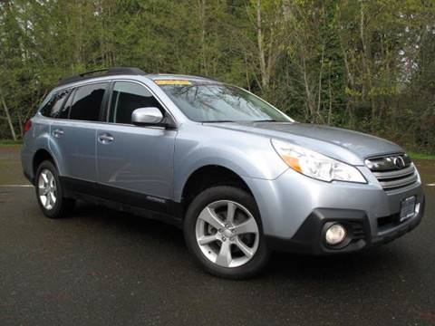 2013 Subaru Outback For Sale In Port Angeles, WA