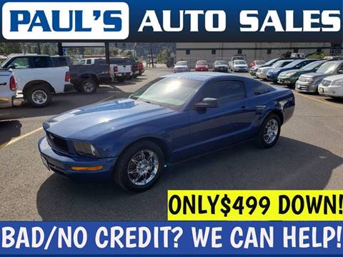 2007 Ford Mustang for sale in Eugene, OR