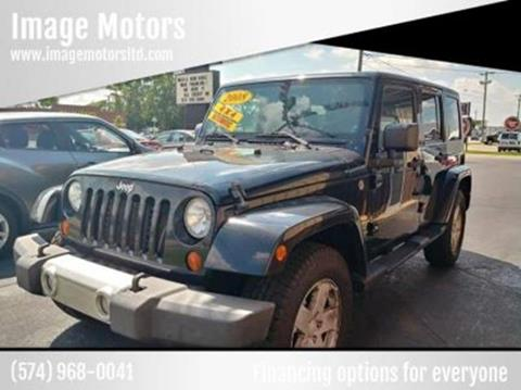 2008 Jeep Wrangler Unlimited for sale in Mishawaka, IN