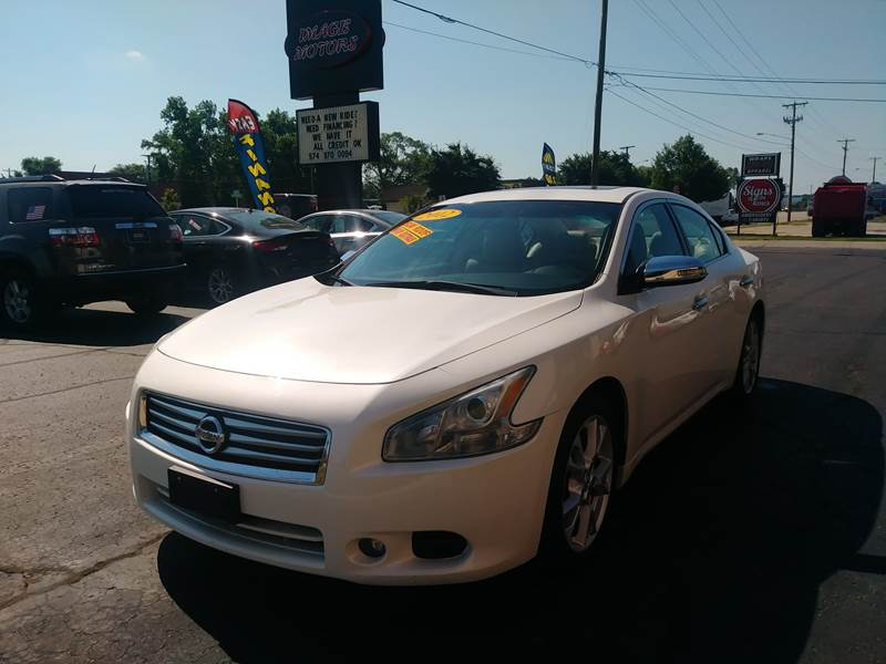 2012 Nissan Maxima 3.5 S 4dr Sedan   Elkhart IN