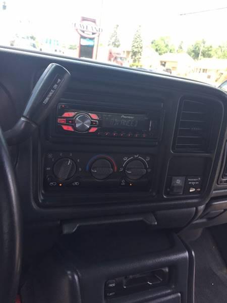 2001 Chevrolet Silverado 2500HD 4dr Extended Cab LS 4WD LB - Canton OH